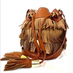 See by Chloe drawstring tassel crossbody bag